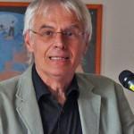 Prof. Dr. Holzbrecher aus Freiburg beim Festvortrag