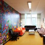 Unsere Lounge für Lehrer und Teamer