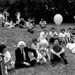 1987: Feier von 20 Jahren Bildungsarbeit in der Jugendakademie