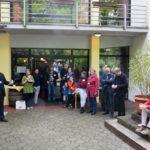 Begrüßung durch Reinhard Griep, den Leiter der Jugendakademie